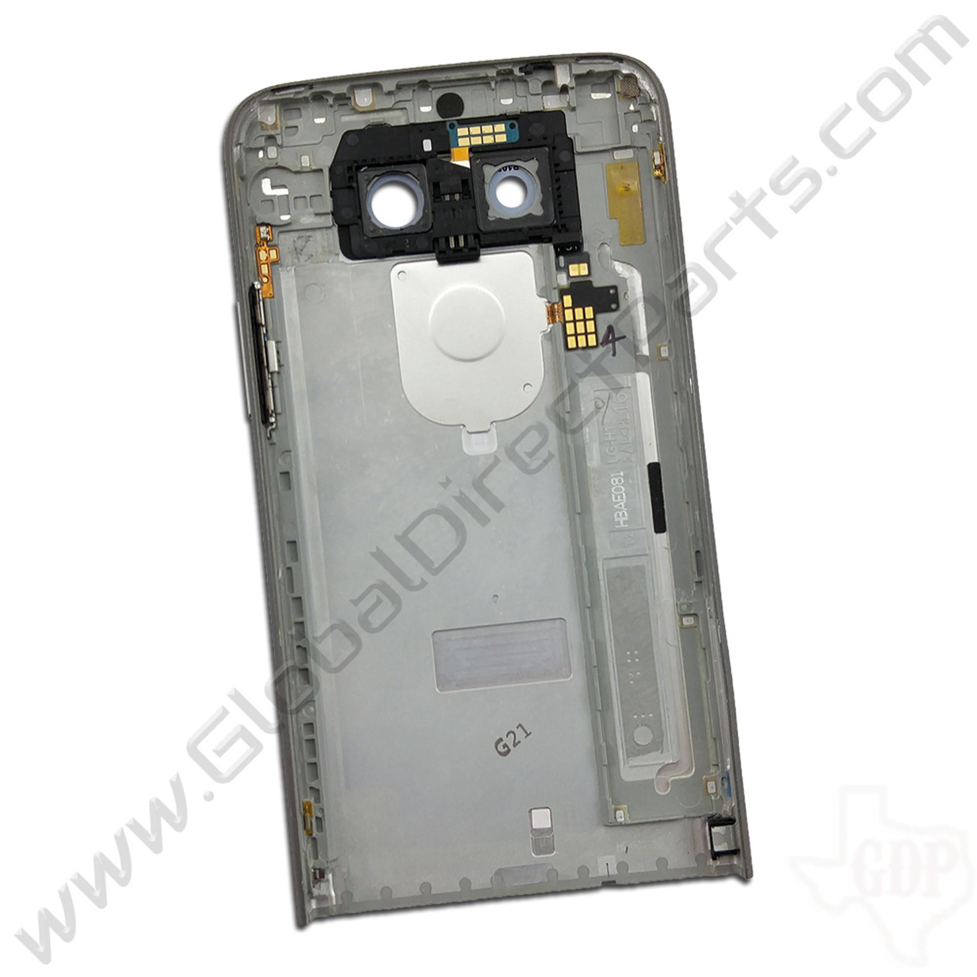 newest d4db9 5badd OEM LG G5 H820 Rear Housing - Gray