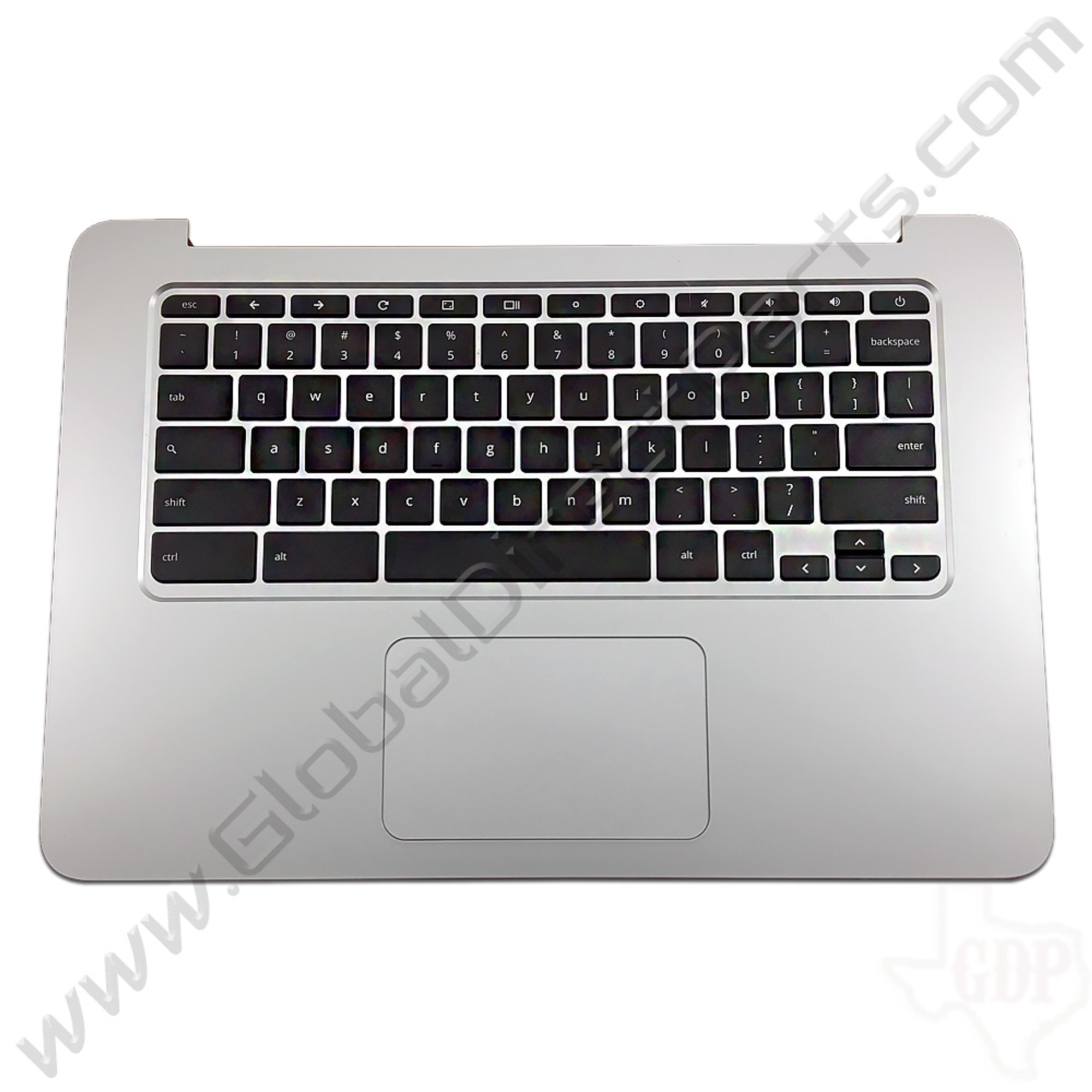 250 G4 Notebook PC Palmrest Touchpad Assembly w//Keyboard Black 813974171 813974-171 by EbidDealz