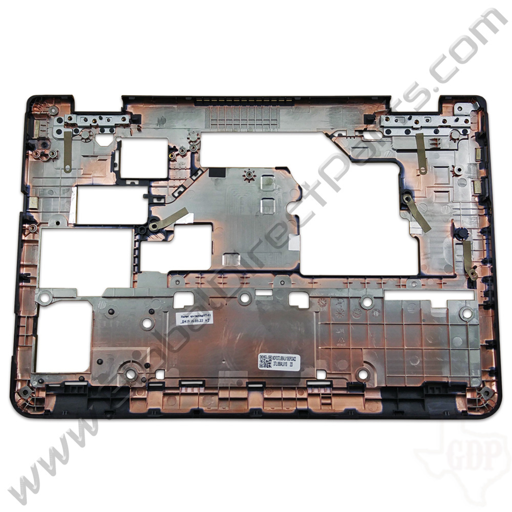 - Black Yoga 11e Chromebook Bottom Housing D-Side OEM Lenovo ThinkPad 11e