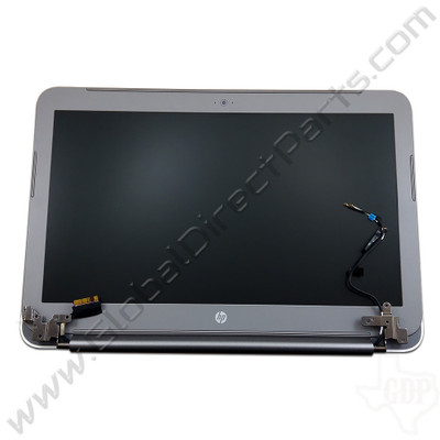 OEM Reclaimed HP Chromebook 14-AK013DX Complete LCD Assembly - White [830865-001]