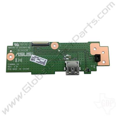 OEM Asus Chromebook C300M USB PCB [60NB05W0-I01110-200]