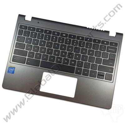 OEM Acer Chromebook C720, C720P Keyboard [C-Side] - Gray [EAZHN001010]