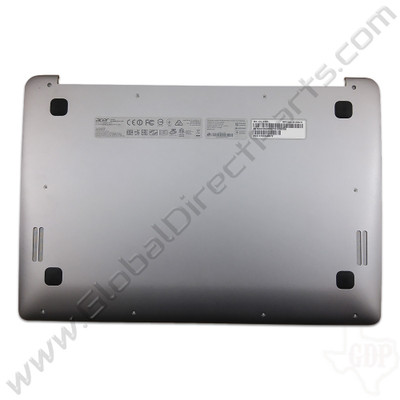 OEM Acer Chromebook 14 CB3-431 Bottom Housing [D-Side] - Silver [MGM-13N0-G1P0501-1]