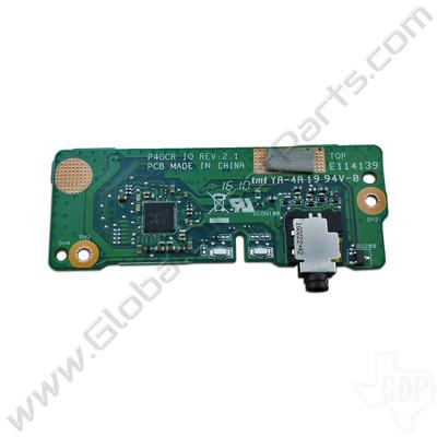 OEM Acer Chromebook 14 CB3-431 USB & Audio Jack PCB [69N0-G1E10-B01]