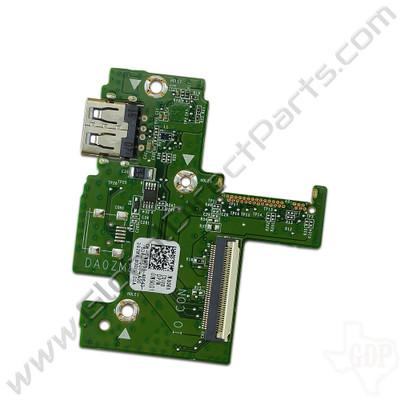 OEM Dell Chromebook 11 CRM3120 USB PCB