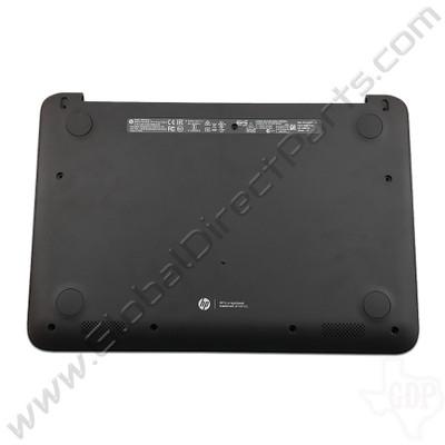 OEM HP Chromebook 11 G4 EE Bottom Housing [D-Side] - Black [851133-001]