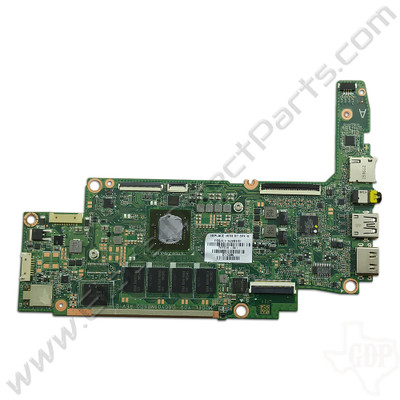 OEM HP Chromebook 14 G3 Motherboard [4GB] [787726-001]