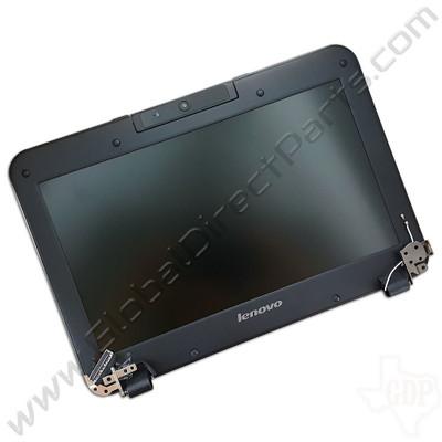 OEM Reclaimed Lenovo N21 Chromebook 80MG Complete LCD Assembly - Black