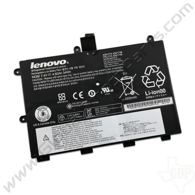 OEM Lenovo ThinkPad 11e, Yoga 11e Chromebook Battery [45N1748]