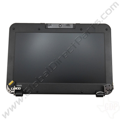 OEM Lenovo N22 Chromebook 80SF Complete LCD Assembly - Black