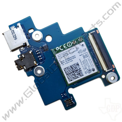 OEM Samsung Chromebook 2 XE500C12 USB, Audio Jack and Wi-Fi PCB [BA41-02410A]