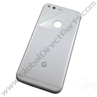 OEM Google Pixel Rear Housing - Silver