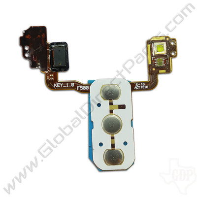 OEM LG G4 Power, Volume, Microphone & Flash Flex