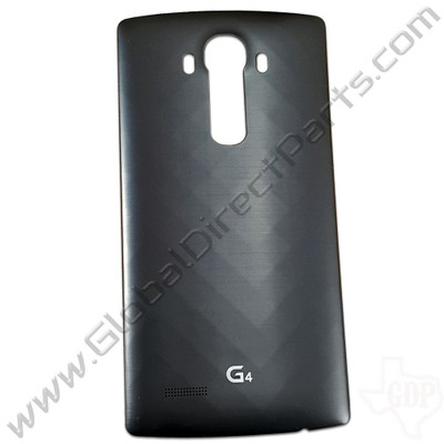 OEM LG G4 H811, H815, LS991, US991 Battery Cover - Gray