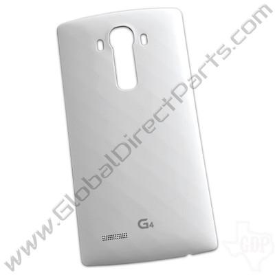 OEM LG G4 H815 Battery Cover - White