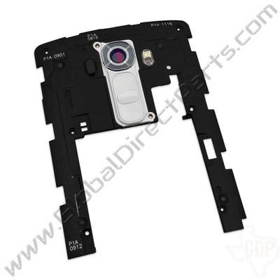 OEM LG G4 VS986 Rear Housing - White