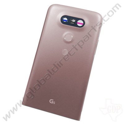 OEM LG G5 H820 Rear Housing - Pink