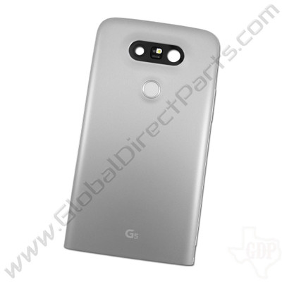 OEM LG G5 H830, LS992 Rear Housing - Silver