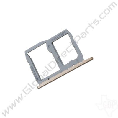 OEM LG G5 SIM & SD Card Tray - Gold