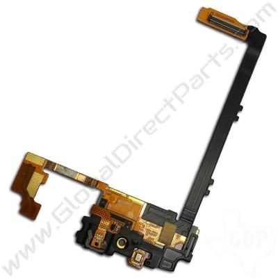 OEM LG Google Nexus 5 D820, D821 Charge Port PCB with Flex