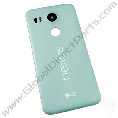 OEM LG Google Nexus 5X Battery Cover - Green