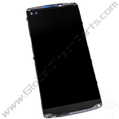 OEM Reclaimed LG V10 LCD & Digitizer Assembly with Front Housing