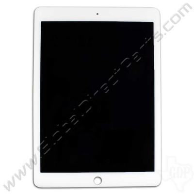 OEM Apple iPad Air 2 LCD & Digitizer Assembly [Not Including Home Button] - White