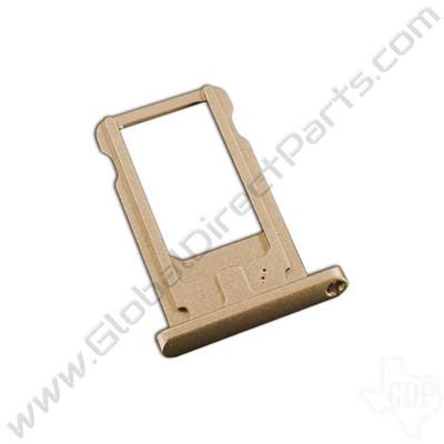 OEM Apple iPad Air 2 SIM Card Tray - Gold