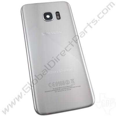 OEM Samsung Galaxy S7 Edge G935T, G935P, G935R Battery Cover - Silver