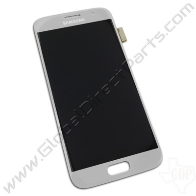 OEM Samsung Galaxy S7 AMOLED & Digitizer Assembly - Silver