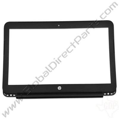 OEM HP Chromebook 14 G3, G4 LCD Frame [B-Side] - Black [788507-001]
