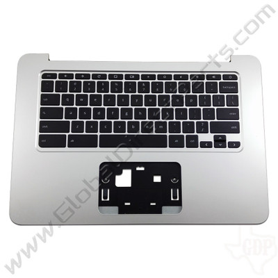 OEM HP Chromebook 14 G3, G4 Keyboard [C-Side] - Black [Black Strip] [788511-001]