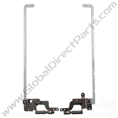 OEM HP Chromebook 14 G3 Metal Hinge Set [787712-001]