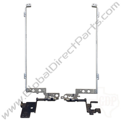 OEM HP Chromebook 11 G5, G5 Touch, 11-V011DX Metal Hinge Set [900845-001]