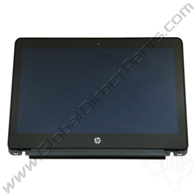 OEM HP Chromebook 11-V011DX LCD & Digitizer Assembly - Black [906629-001]