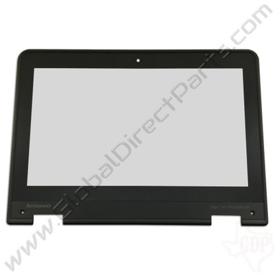 OEM Reclaimed Lenovo ThinkPad Yoga 11e Chromebook Digitizer [B-Side] - Black