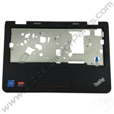 OEM Lenovo ThinkPad 11e, Yoga 11e Chromebook 3rd Generation Housing with Touchpad [C-Side] - Black