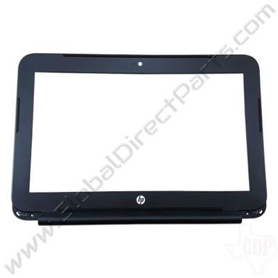 OEM Reclaimed HP Chromebook 11 G3, G4, G4 EE LCD Frame [B-Side] - Black [773210-001]