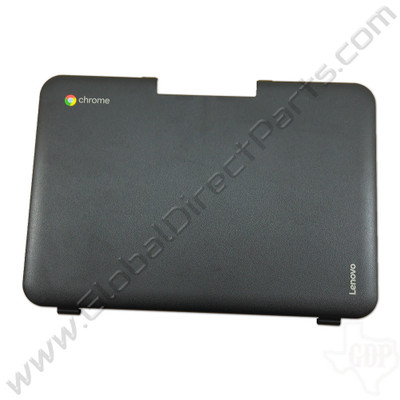 OEM Reclaimed Lenovo N22, N22 Touch Chromebook LCD Cover [A-Side] - Gray [34NL6LC00D0]
