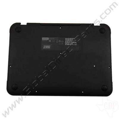 OEM Reclaimed Lenovo N22, N22 Touch Chromebook Bottom Housing [D-Side] - Gray [3INL6BA0050]