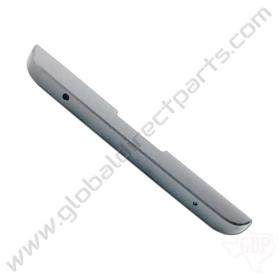 OEM LG V20 H910, VS995, US996 Top Cover Antenna - Silver [EAA64530609]