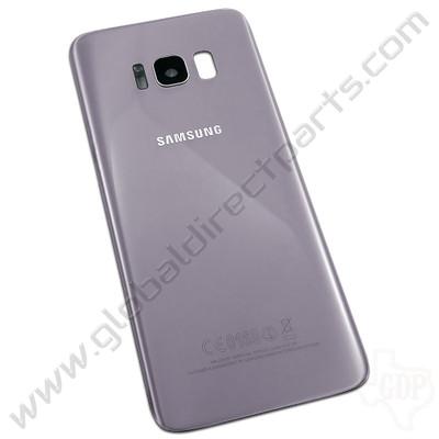 OEM Samsung Galaxy S8 G950F Battery Cover - Gray