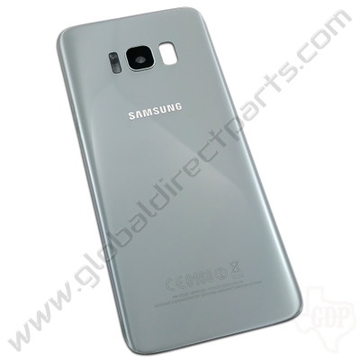 OEM Samsung Galaxy S8 G950F Battery Cover - Silver