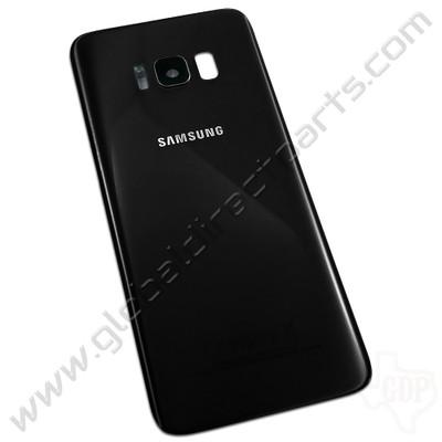 OEM Samsung Galaxy S8+ G955F Battery Cover - Black