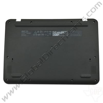 OEM Reclaimed Acer Chromebook C731T Bottom Housing [D-Side] - Gray
