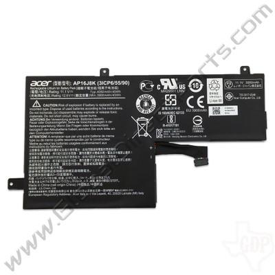 OEM Acer Chromebook C731, C731T Battery [AP16J8K]