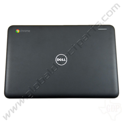 OEM Reclaimed Dell Chromebook 11 3180 Education LCD Cover [A-Side] - Black