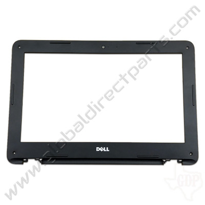 OEM Reclaimed Dell Chromebook 11 3180 Education LCD Frame [B-Side] - Black [Non-Touch]