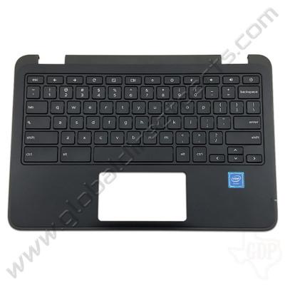 OEM Reclaimed Dell Chromebook 11 3180 Education Keyboard [C-Side] - Black [VK0VC]