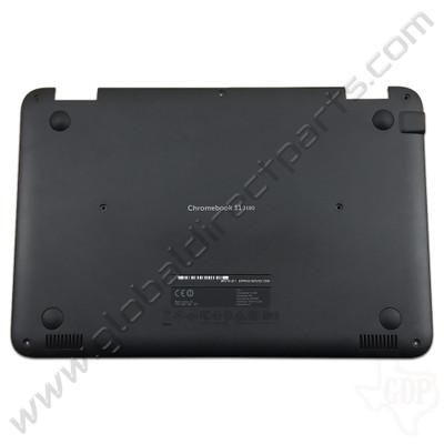 OEM Reclaimed Dell Chromebook 11 3180 Education Bottom Housing [D-Side] - Black